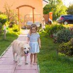 Darum sind Hunde gute Babysitter